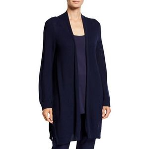 NEW EILEEN FISHER Lyocell Open Front Cardigan